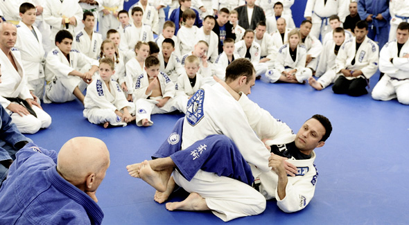 Renzo Gracie Academy Kid-Jitsu
